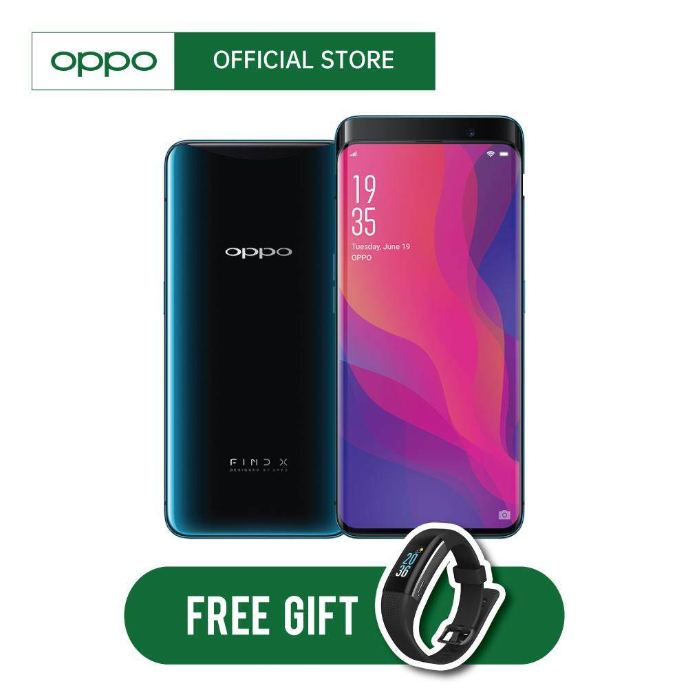 OPPO Find X - Find more