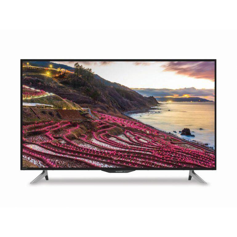 SHARP 80 INCH 8K HDR ANDROID TV 8TC80AX1X