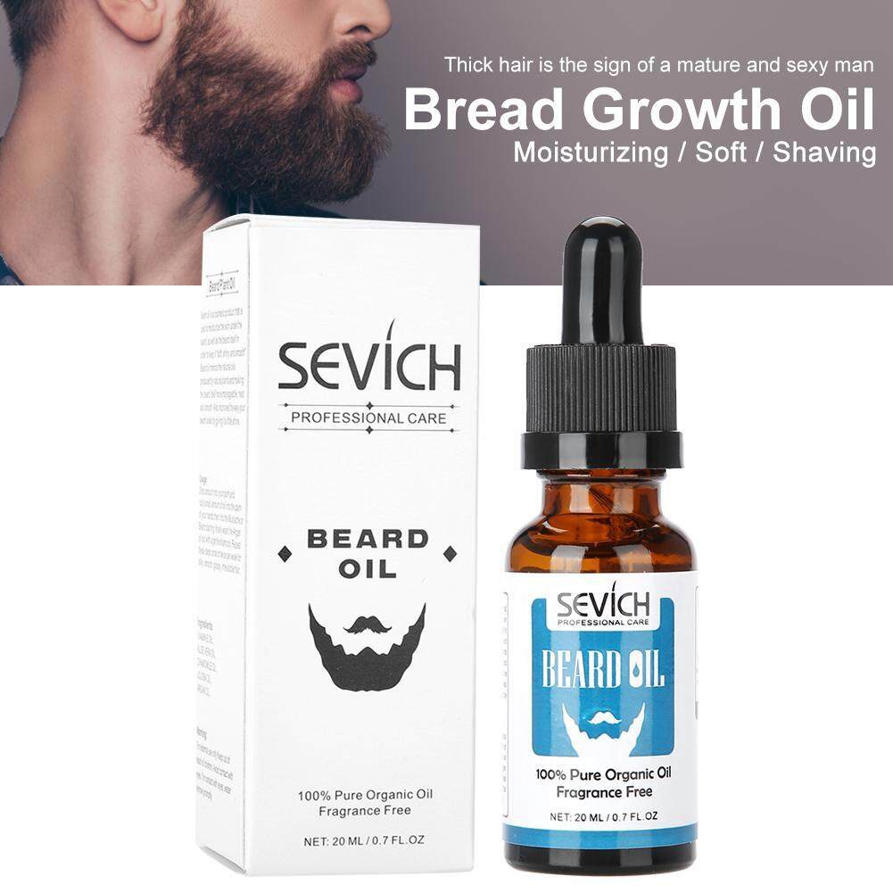 Beard Oil For Growth, Moisturizing, Styling & Smoothing (20ml) By Carlxanz Collections.