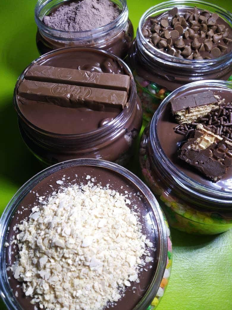 Choco Jar Beryl's Premium (Nestum) Chocolate Rice 350gramber