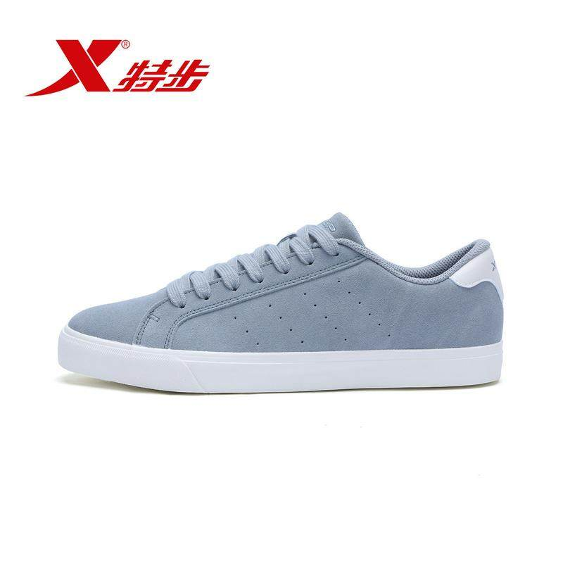 a26fa041774 983419319599 Xtep 2018 autumn and winter new anti-velvet help surface  casual vulcanized sole student