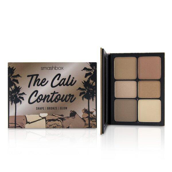 Buy SMASHBOX - The Cali Contour Shape/ Bronze/ Glow Palette 20.56g/0.69oz Singapore
