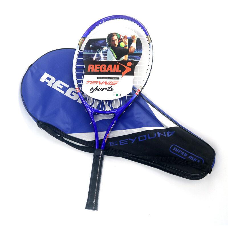 Bảng giá Vợt Tennis Regail8802 Hợp Kim Nhôm Trưởng Thành Vợt Tennis Người Mới Bắt Đầu