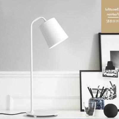 Black White Yellow Book Light Modern Table Lamp Bedside Lamp Energy Saving