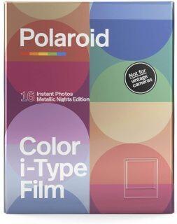 Polaroid Color i-Type Itype Film Double Pack - Metallic Nights Edition - 16 Ảnh tức thì (KHÔNG dành cho Máy ảnh Vintage) thumbnail