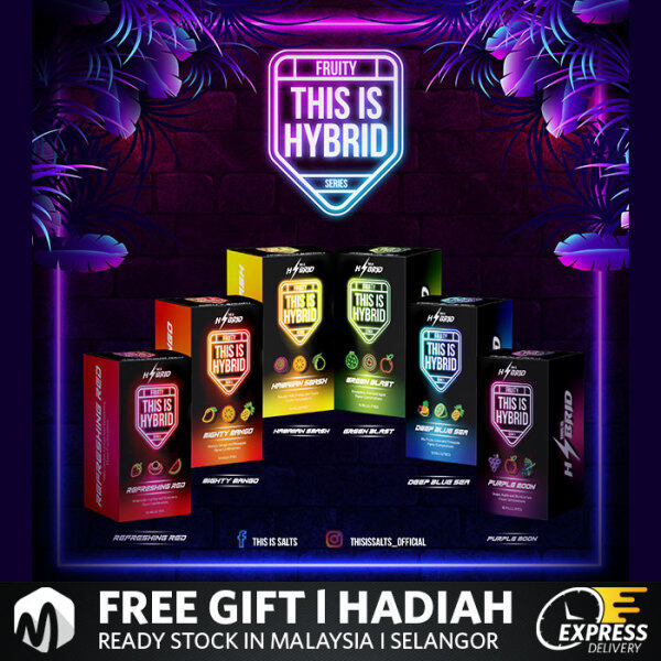 This is Hybrid by This is Salt 10ML Malaysia