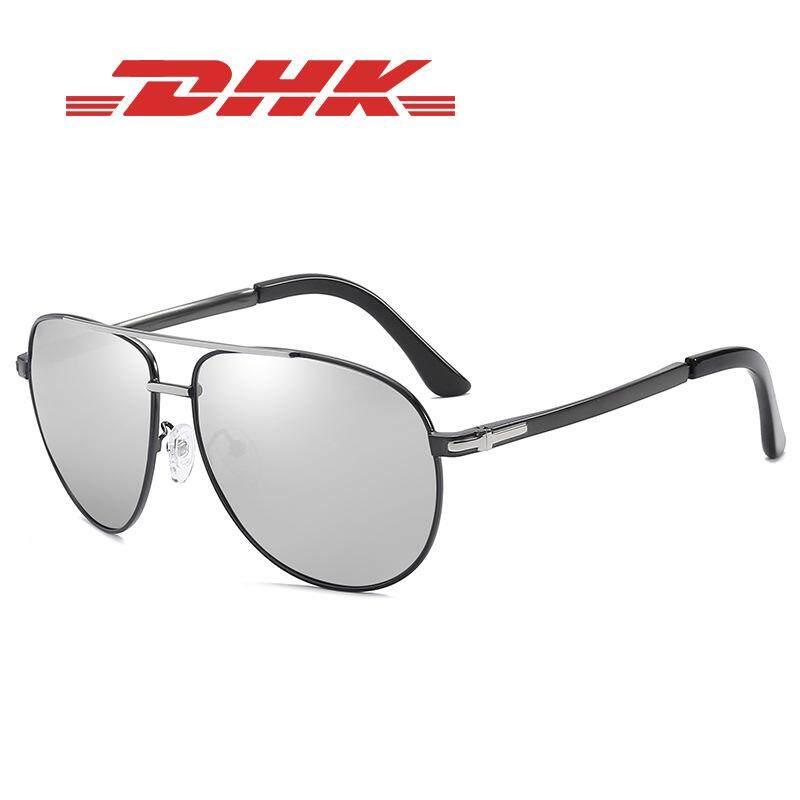 Sunglasses Grade Tide Frog Polarized Sunglasses Box Riding Sunglasses 8010