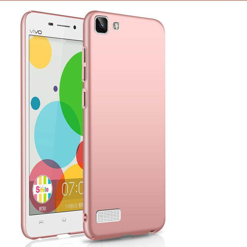 PHP 228. Ultra Slim Fit Shell Hard Plastic Full Protective Anti-Scratch Resistant Cover Case for VIVO ...