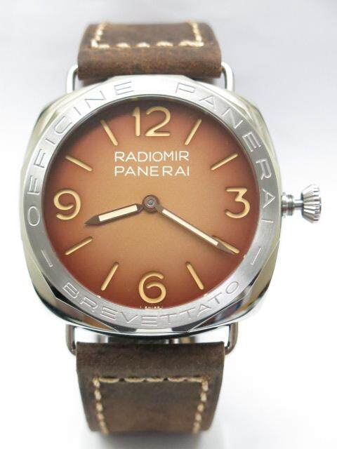 Fashion Men Pam687 Ra iomir Pane rai 3Days Acciaio Hand Wind P.3000 ( 47mm ) Malaysia