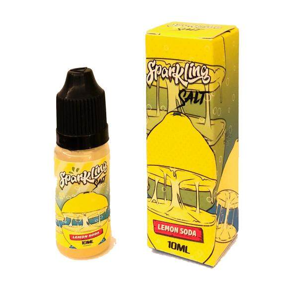 Salt 10ml Lemon Soda (Premium E-Juice) Malaysia