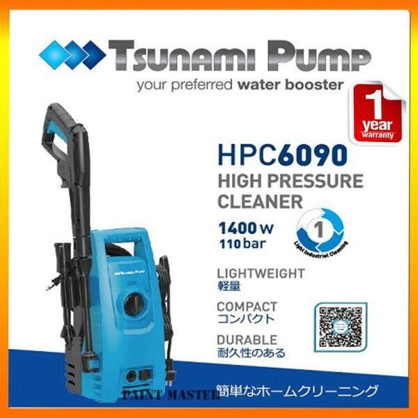 Tsunami HPC6090 1400W 110 Bar High Pressure Cleaner Water Pump Water Jet Waterjet (1 Year Warranty)