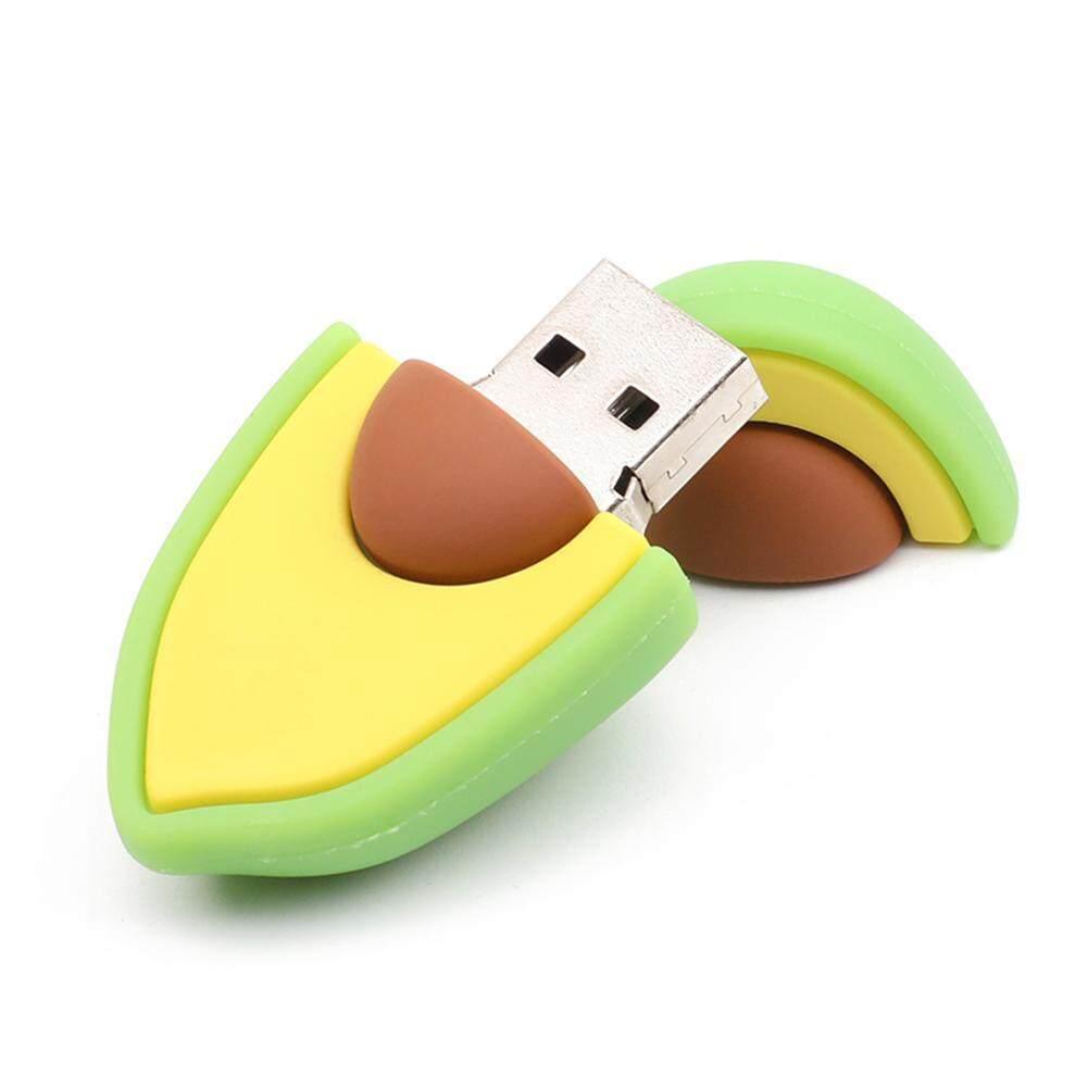 Bảng giá Dễ thương Bơ USB 2.0 Đèn LED Di Động Ổ Đĩa U Bộ Nhớ Lưu Trữ Dữ Liệu Bút Phong Vũ