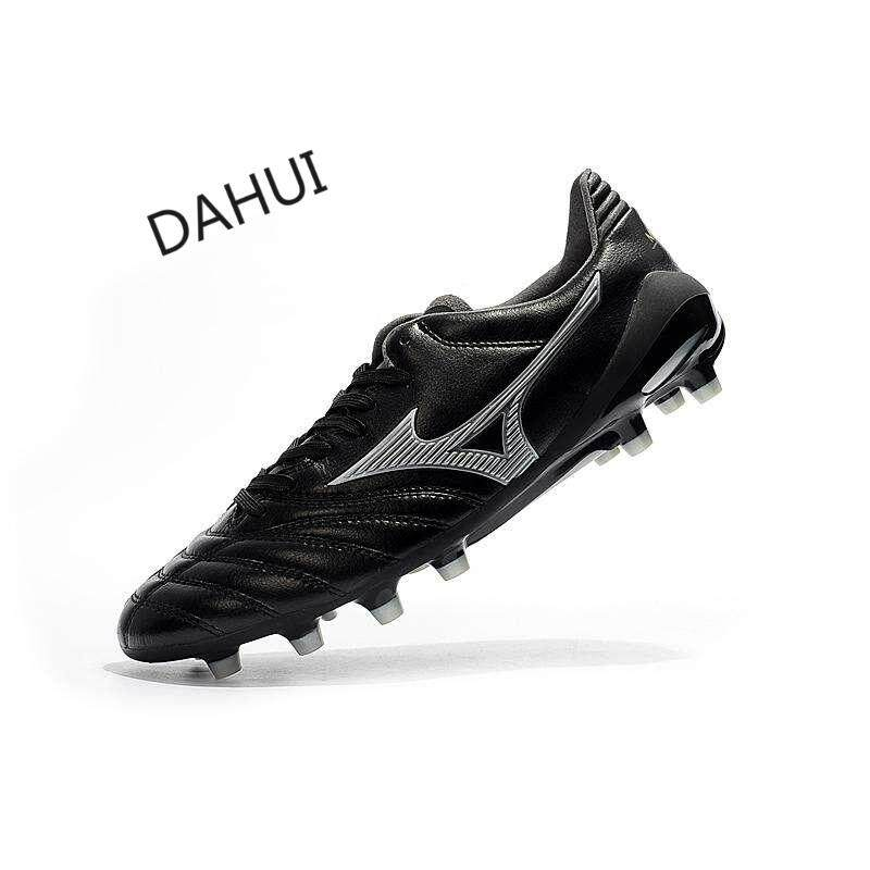 76a68f4b351 Football Boots Superfly Original FG Football Shoes Men s Soccer Shoes  Morelia Neo II Made Leather Football