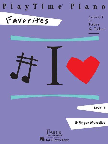 PlayTime Piano Favorites (Level 1) Malaysia