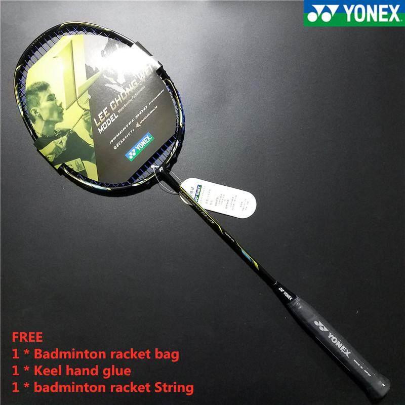 f656c7b5181 Original YONEX NANORAY NR-GZ Badminton Racket Full Carbon Single Badminton  Racket Free shipping