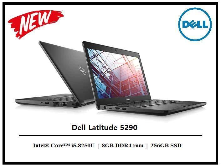 DELL Latitude 5290 i5-8350u / 8GB DDR4 / 256GB SSD / 12.5 HD Malaysia