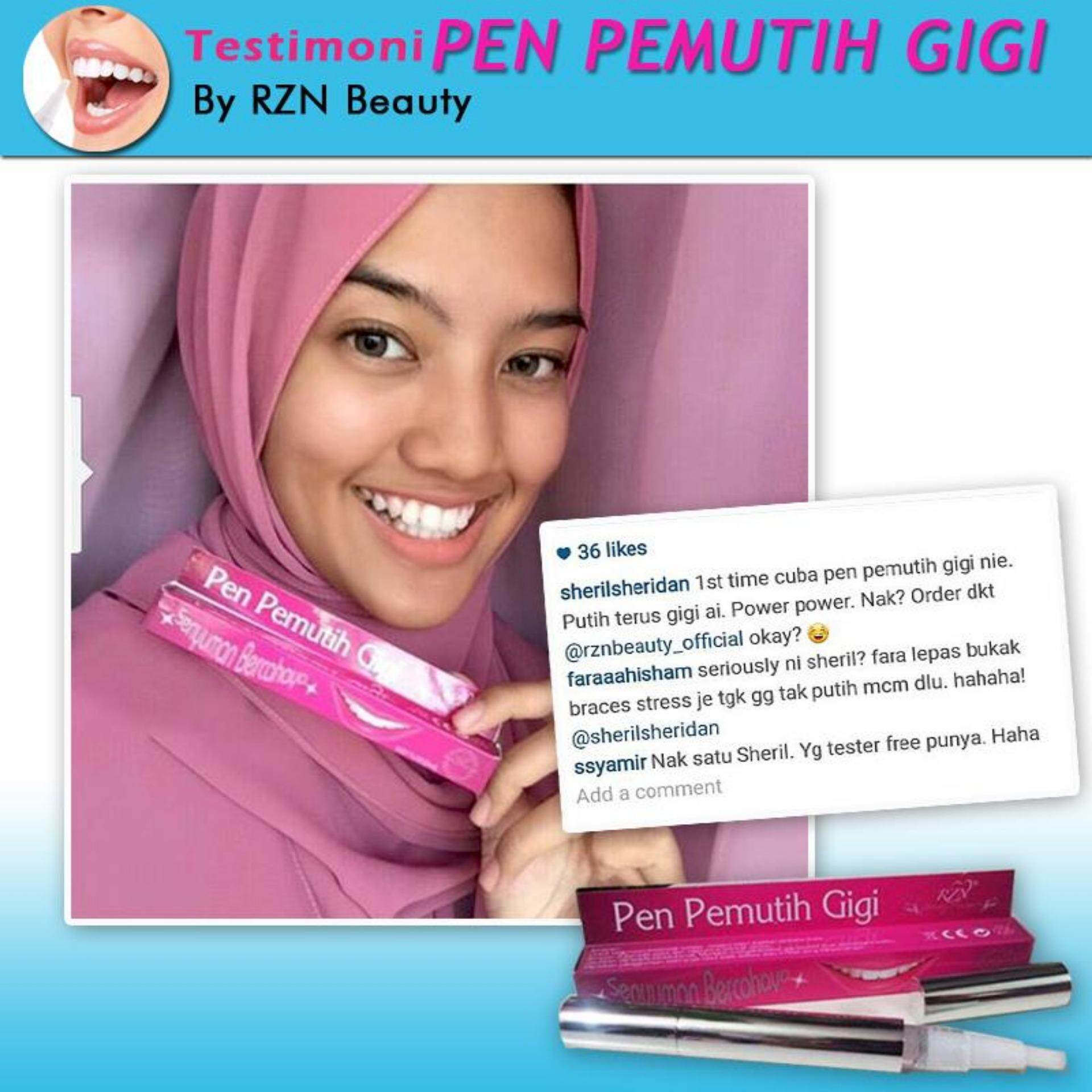 Pen Pemutih Gigi (Original) - HOT SALE!  80de6dd2d2