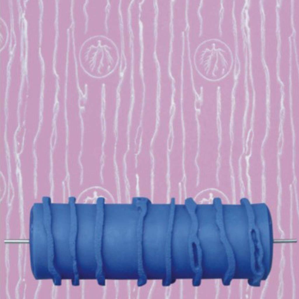 Predolo 5 Dập Nổi Họa Tiết Hoa DIY Cán Robin Lăn Sơn Stencil Tạo Sơn Hoa Văn, Những Bức Tranh Tường Và Giáp