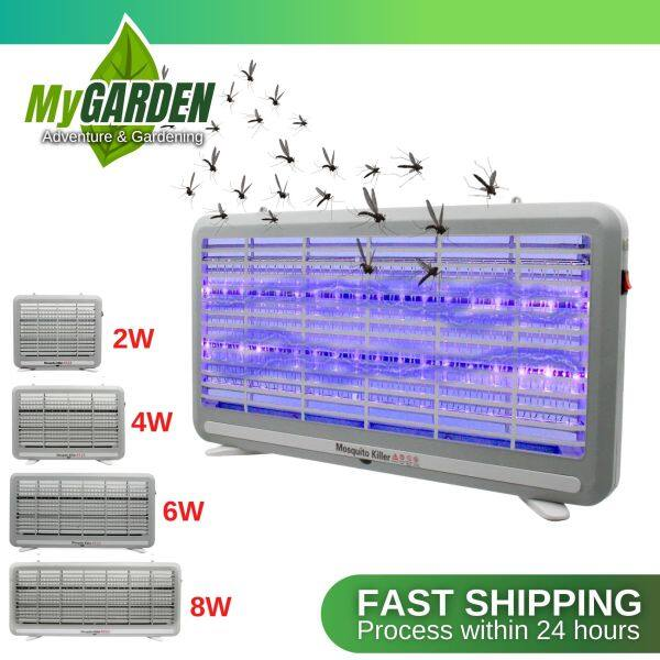 2/4/6/8W Electric Fly Trap Mosquito Killer Lamp LED Light Insect Killer Anti Mosquito Lamp ( 802# )