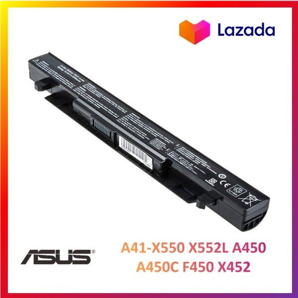 Asus A41-X550A A450 A550 F450 K450 K550 X450 X550 X452L R510 Replacement Battery Malaysia