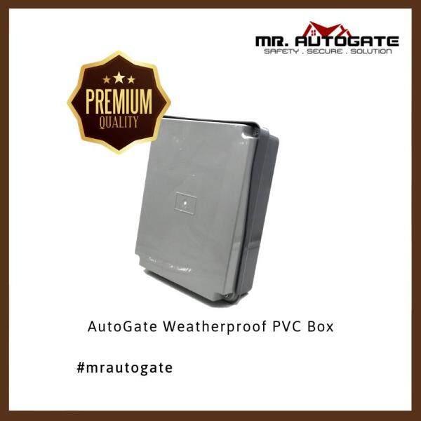 Mr. AutoGate Outdoor PVC Weatherproof Enclosure Box
