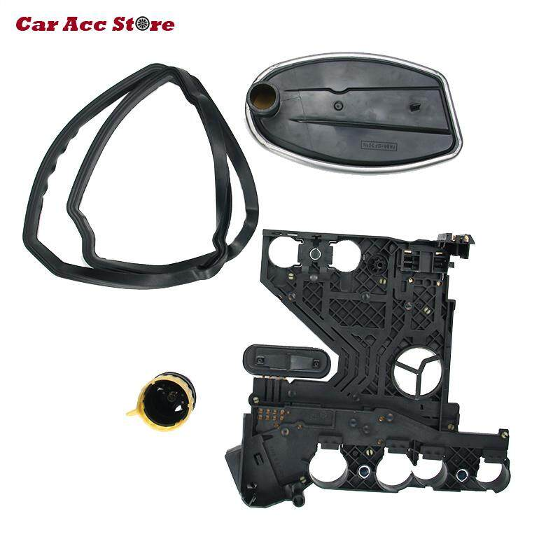 CarACC Durable 722 6 Transmission Conductor Plate with  Connector+Filter+Gasket KIT for Mercedes Benz