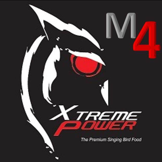 Xtreme Power M4 By Mypets Gaspel.