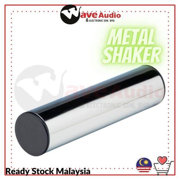Cylinder Sand Shaker Rhythm Metal Percussion Metal Shaker Malaysia