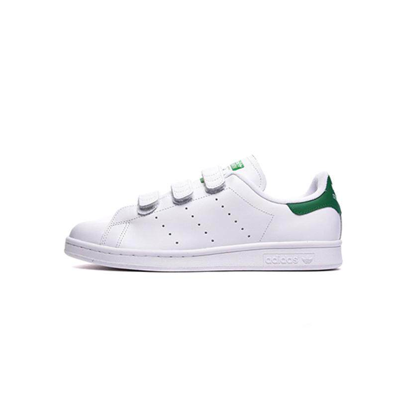 100%OriginalAdidas_Originals Stan_Smith_CF (White) Shoes - S75187Running Shoes Sneakers