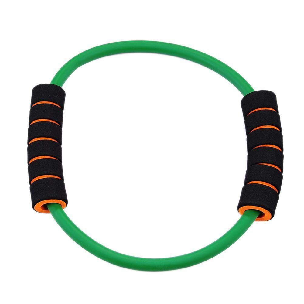O Type Elastic Tension Belt Resistance Bands Gym Fitness Stretch Yoga Belt