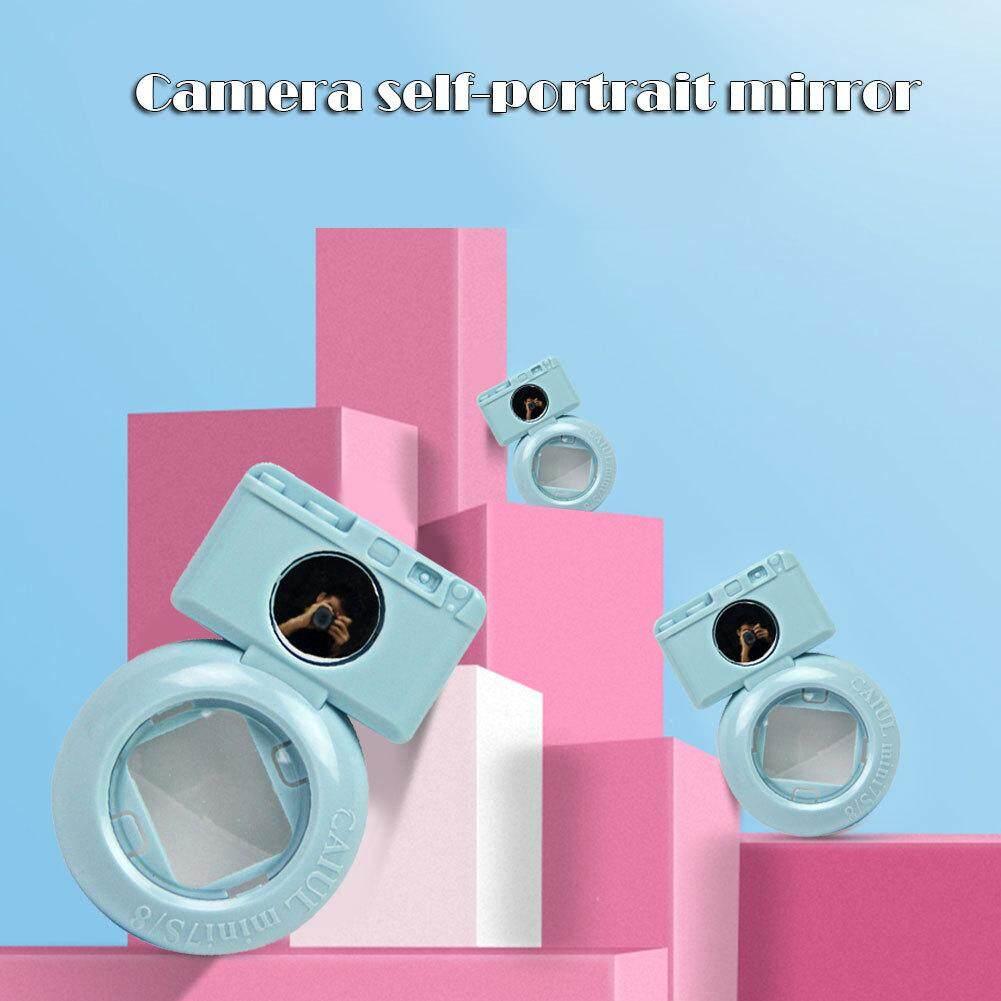 Giá Chụp Ảnh Máy Ảnh Phong Cách Instax Cận Sát Ống Kính Với Hình Ảnh Tự Chụp Gương Cho Instax Mini 8 Mini 7 S Và Polaroid 300 Mới Thoáng Mát