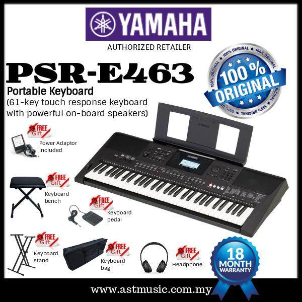 Yamaha Musical Instruments - Keyboards & Pianos price in Malaysia