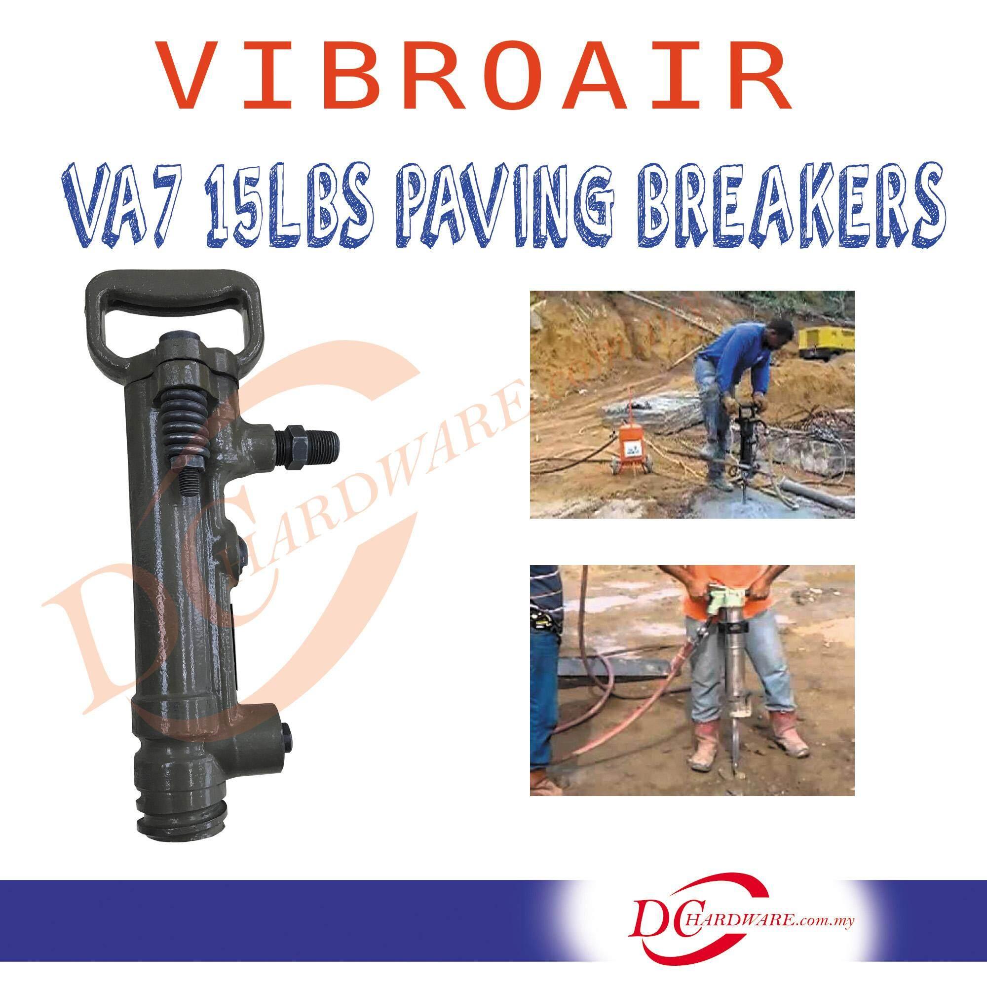 VIBROAIR 15LBS PNEUMATIC BREAKER / AIR HAMMER (VA-7)