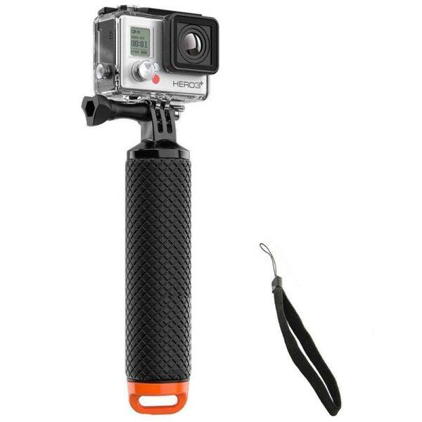 Giá Waterproof Handheld Underwater Sport Selfie Stick Monopod Pole Floating Hand Grip Diving Handle Tripod Mount for GoPro HD Hero SJCAM AKASO Geekpro Xiaomi Yi Action Cameras