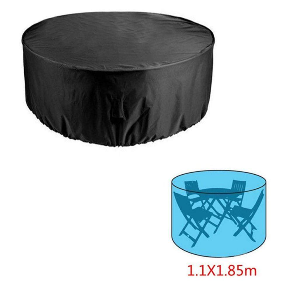 [comebuy88]Round Cover Waterproof Outdoor Garden Furniture Table Chair Dust Proof Cover