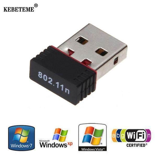 Bảng giá Kebeteme Không Dây Mạng Lan Thẻ USB Wifi Thu 802.11/N/G/B 150Mbps MT7601 RT Cho điện Thoại Máy Tính Laptop Win XP 7 (Không Kèm CD) Phong Vũ