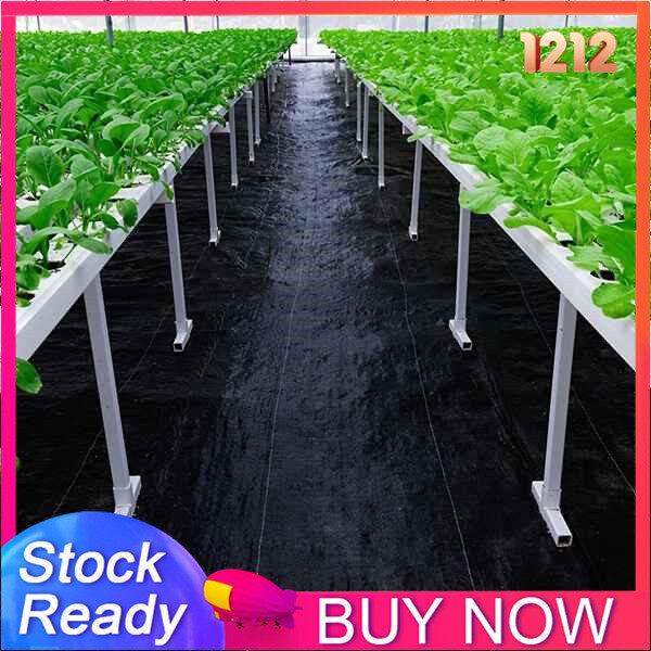 Garden Weeding Barrier Landscape Fabric Durable&Heavy-Duty Weeding Block Gardening Mat, Easy Weeding Control,4Ft x 50Ft