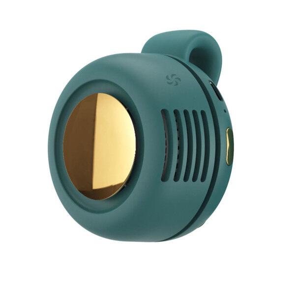 Handheld Fan Clip Design 360 Degree Adjustable Compact Mini Hanging Neck Fan for Home