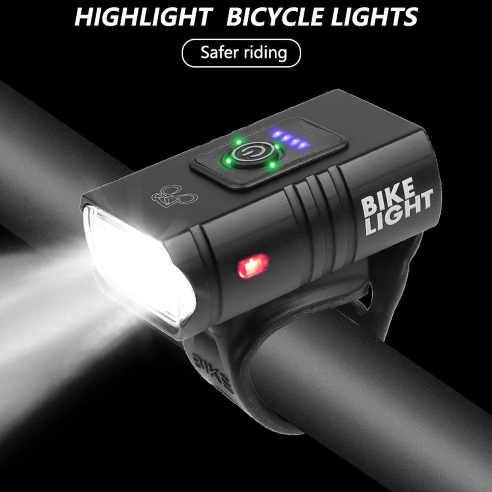 Lazada Khuyến Mãi Khi Mua T6 Đèn Led Xe Đạp 10W 800LM 6 Chế Độ Có Thể Sạc Qua USB MTB Đèn Đầu Xe