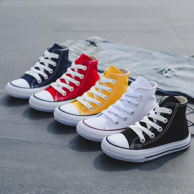 Giày Vải Thời Trang Trẻ Em Tiantian Mặc Thường Ngày Cho Gia Đình giá rẻ