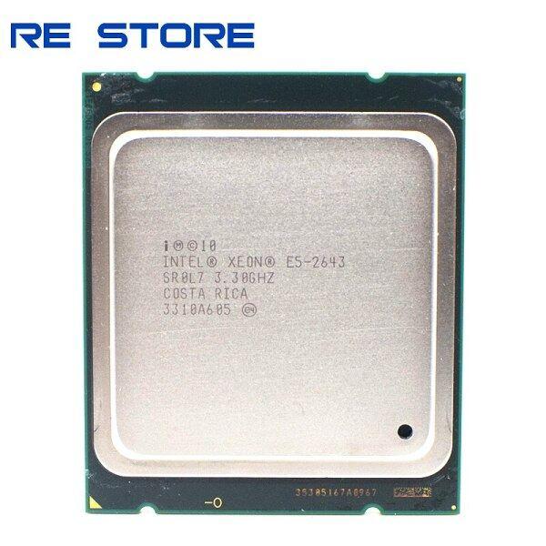 Bảng giá Xeon E5 2643 SR0L7 3.30Ghz CPU LGA 2011 Quad Core Processor Phong Vũ