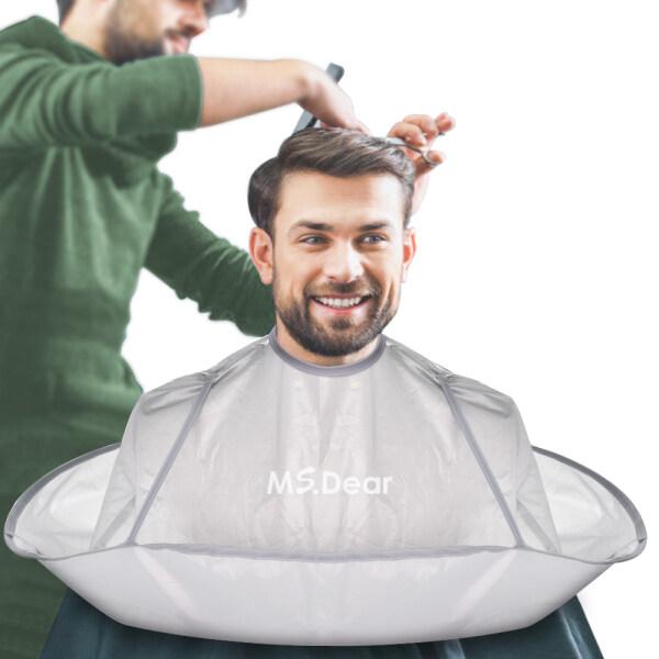 Tạp Dề Cắt Tóc Chống Nước MOFAJIANG3D Áo Choàng Cắt Tóc Cho Người Lớn/Trẻ Em/Trẻ Em Cắt Tóc Yếm Làm Tóc Salon, Dụng Cụ Tạo Kiểu Tóc cao cấp