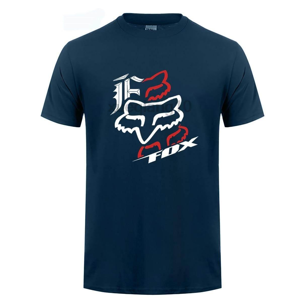 2021 best sell tshirt fox racing t-shirt logo clothing desktop wallpaper