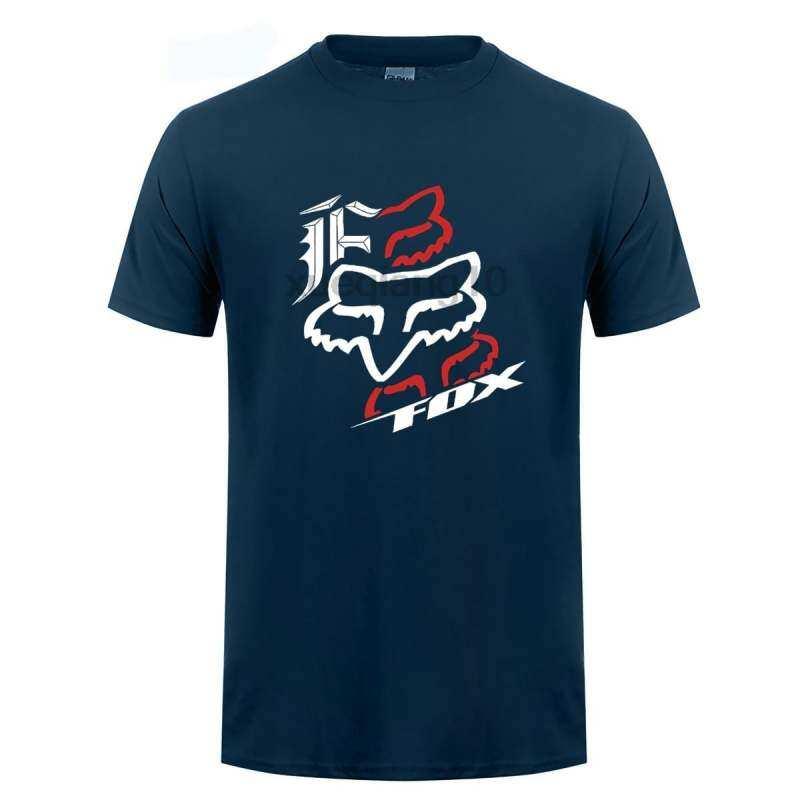 2021 Terbaik Jual Tshirt Fox T-shirt Balap Pakaian Logo Desktop Wallpaper