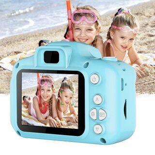 Máy Ảnh Kỹ Thuật Số Trẻ Em UINN X2 Camera Mini Độ Nét Cao Đa Chức Năng Với Đầu Đọc Thẻ Hỗ Trợ Thẻ Nhớ thumbnail