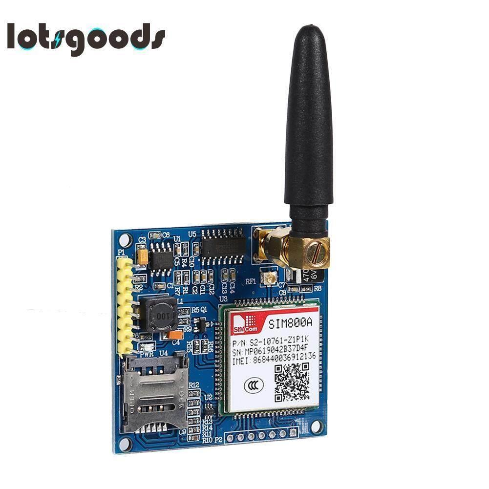 SIM800A Kit Wireless Development Module GSM GPRS STM32 Board with Antenna