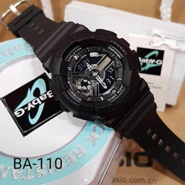 BabyG GA110 Black Malaysia