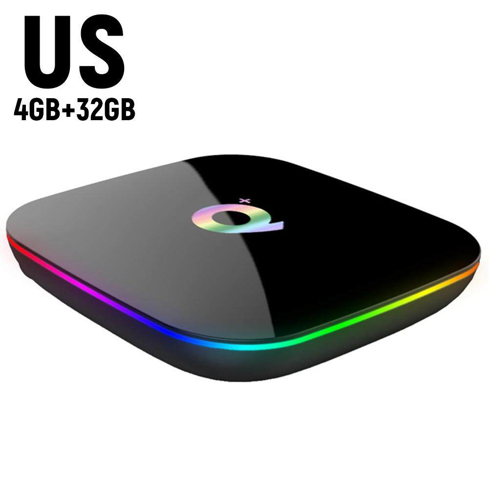 Qinq Plus 4+64gb Android 8.1 H6 Chip Network Tv Box Player With Wifi Bluetooth Function By Haoyisheng Store.