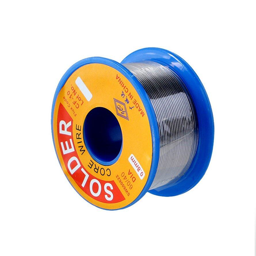 OSMAN 0.8/1.0/1.2MM Environmental Disposable Solder Tin Lead Soldering Wire Roll