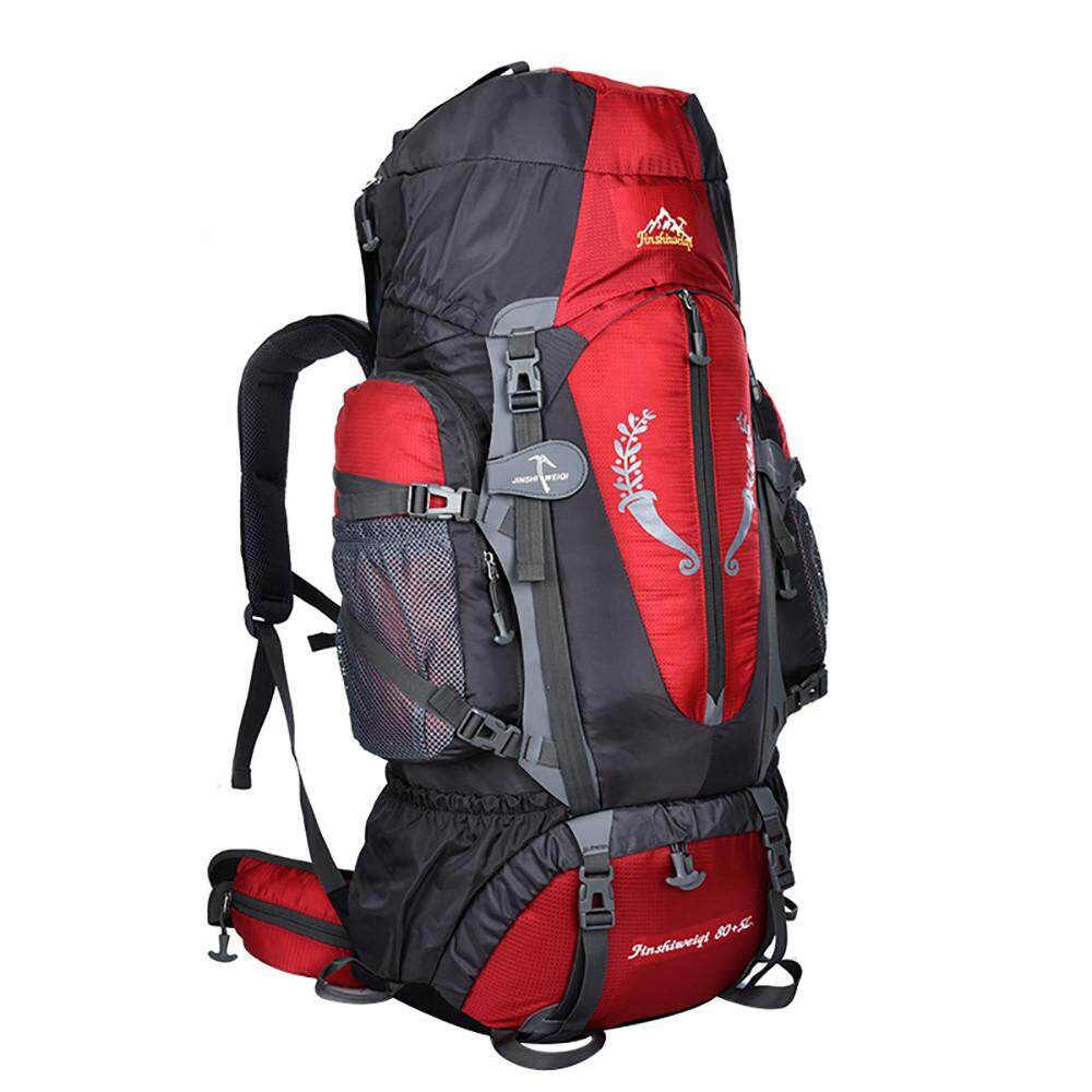 Jy Camping 85l Mountaineering Backpack Bag Hiking Outdoor Travel Rucksack Bags New By Jerrbry.
